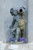 Water Boy & Hyacinths