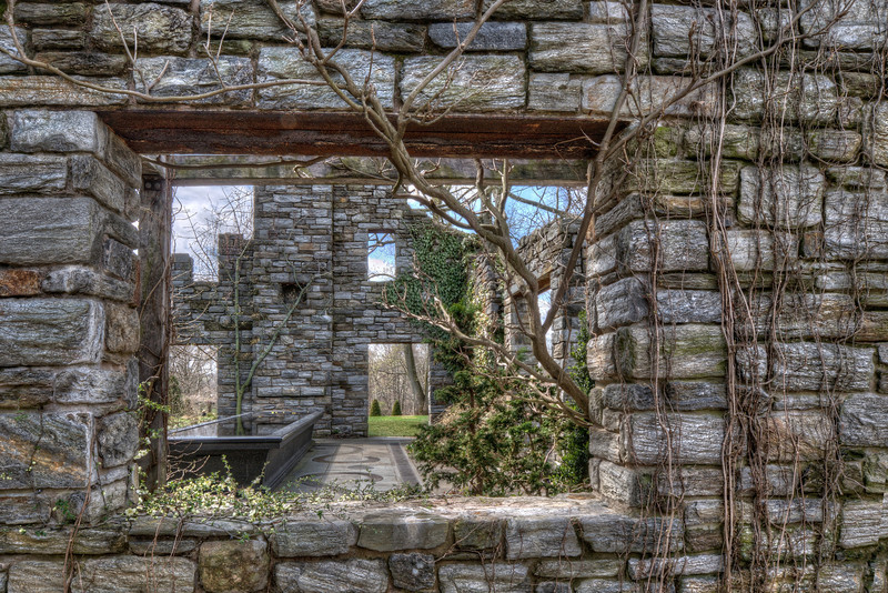 Framed Ruin