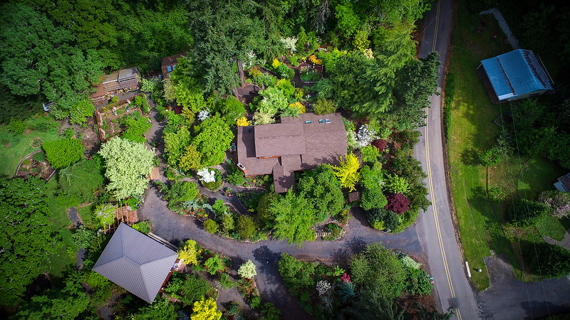 DRONE IMAGE - THANK YOU RON COOPER