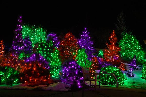 Denver Botanic Gardens 2015
