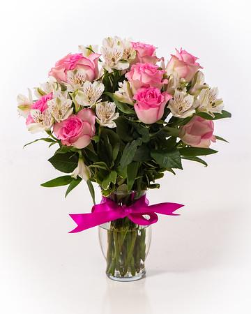 Elena Sent Flowers