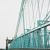 Old Cincinnati Bridge (fine art on FILM)