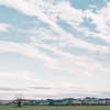 Lancaster county skies (fine art on FILM)