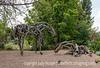Deborah Butterworth Horse Sculptures