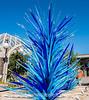 Chihuly Sculpture at the Denver Boptanic Garden