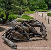 Deborah Butterworth Bronze Horse Sculpture