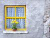 Yellow window
