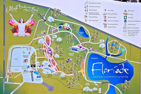 Floriade, Canberra 2009