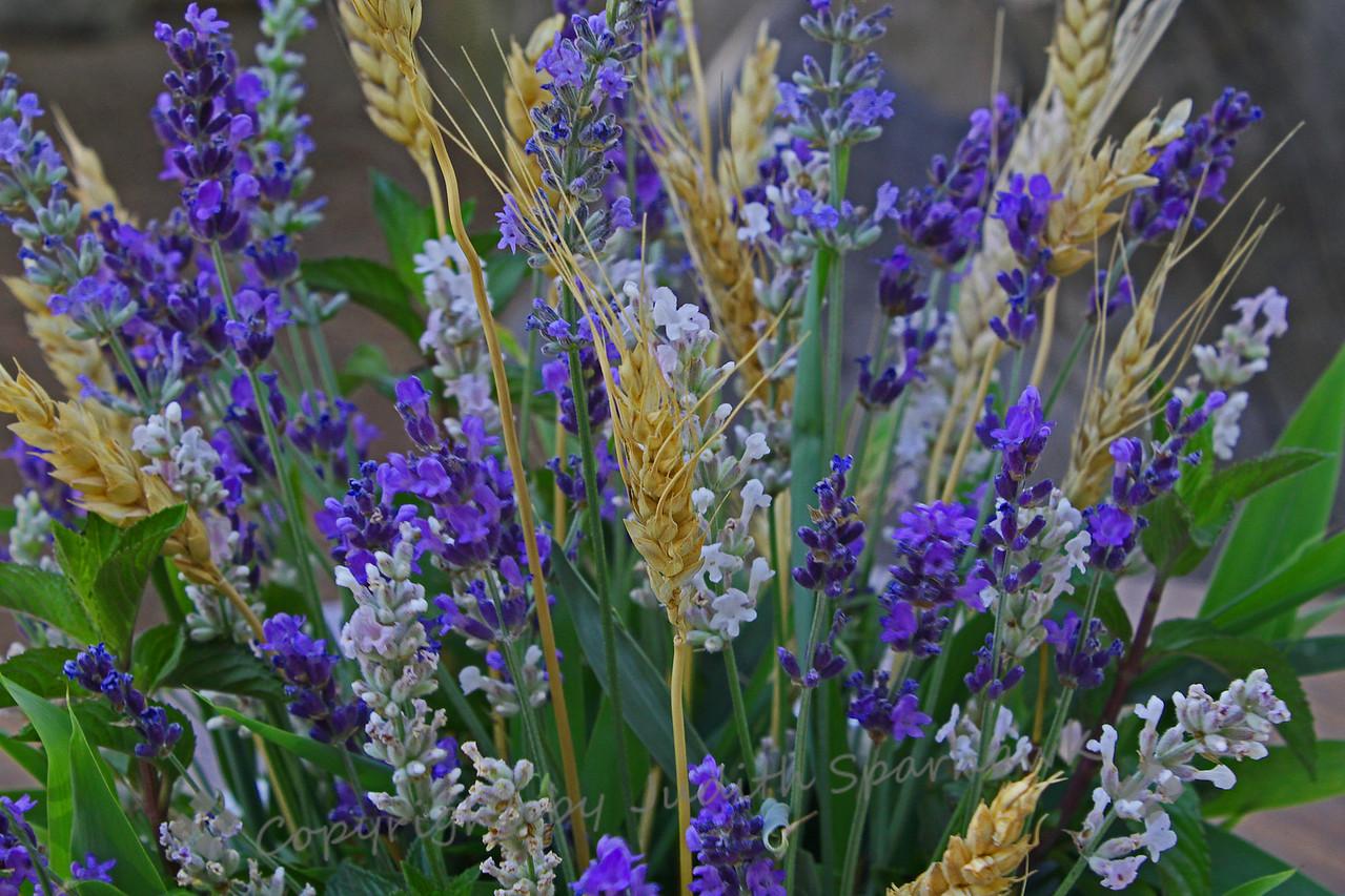 Lavender Bouquet ~