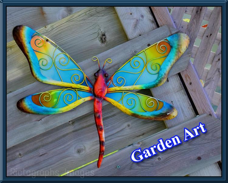 Garden Art Spring 2019