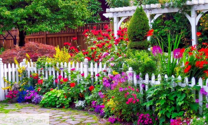 Flower Garden - 74