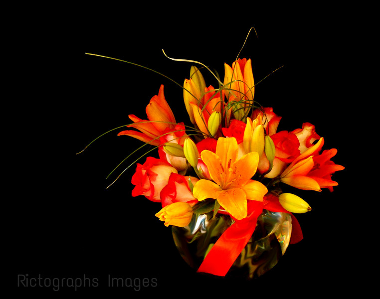 Flower Arrangement,