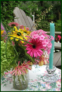 F-V-0236-26 Summer Garden Bouquet