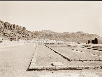 1009.307 Fort Davis Texas Antique Black and White