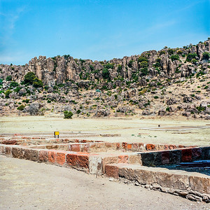 1009.010 Fort Davis Texas in Color