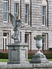 Statuary at Powerscourt House