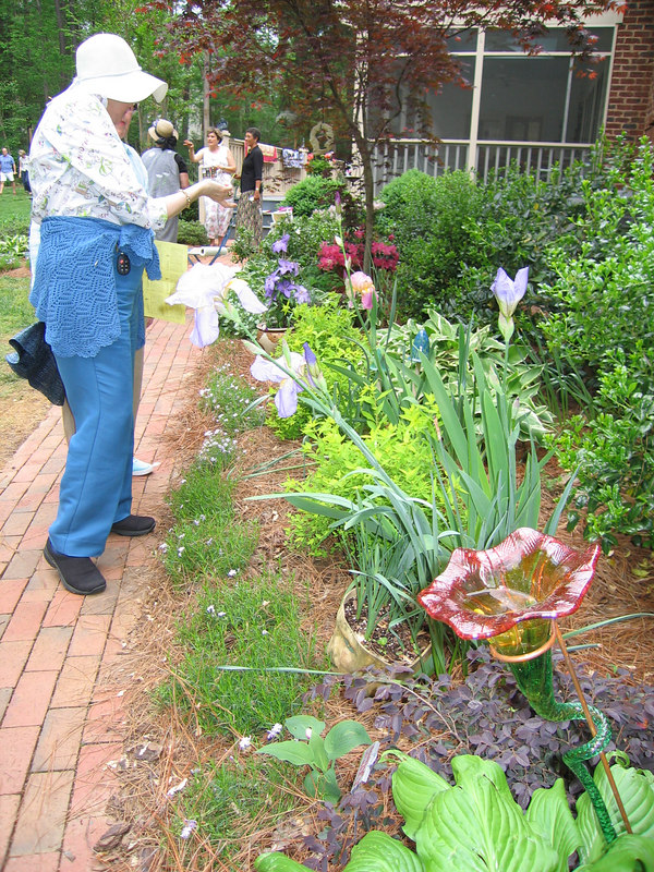 Rita Bigham's garden