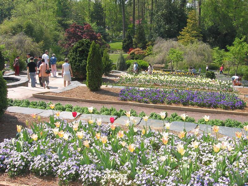 04182004 Terrace garden
