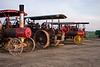 Some of these steam tractors are almost a hundred years old.<br /> <br /> Photo by Deb