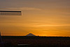 Sunrise and Mt Hood<br /> <br /> Photo by Dennis