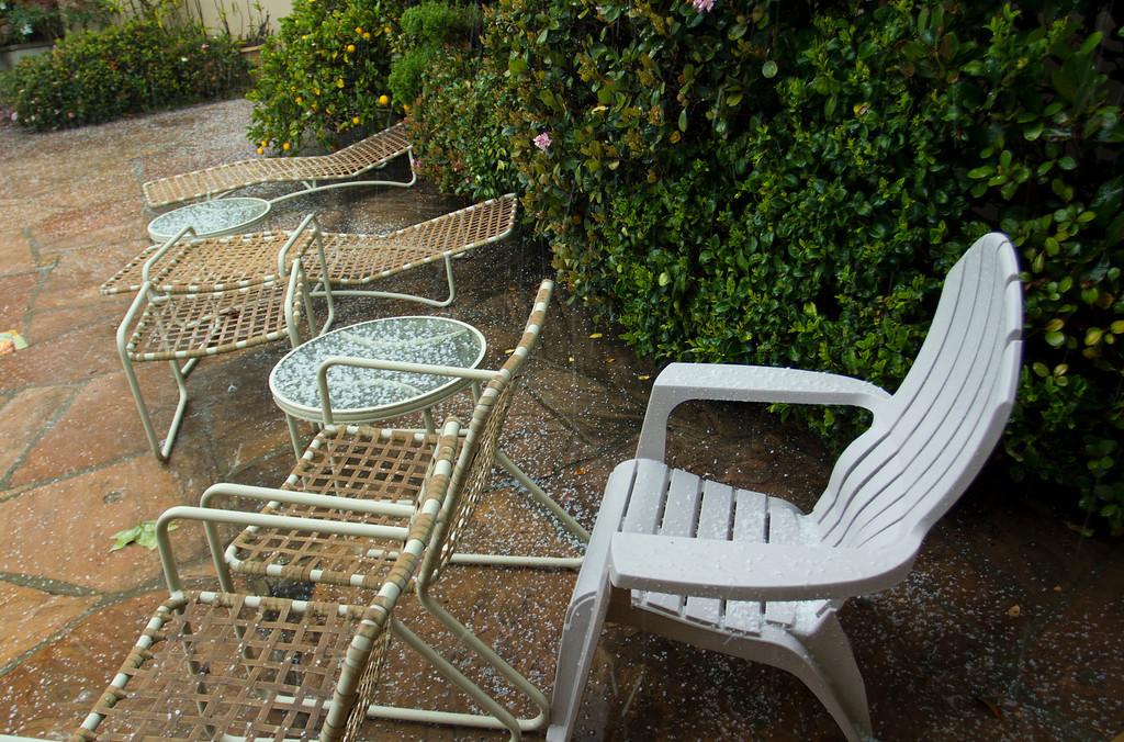 March 8 - hail evidence