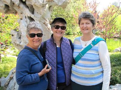 Susan, Marcia & Sally