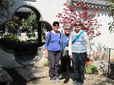 Entrance of the Chinese Garden
