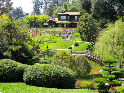 Huntington Library & Botanical Gardens, San Marino (March 2013)