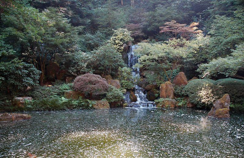 Portland, OR Japanese Garden