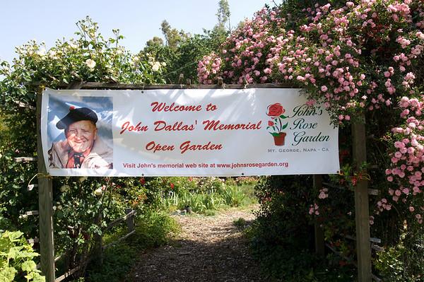 John's Garden Napa CA May 2008