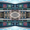 Chase Field Kaleidoscope