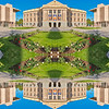 Arizona State Capitol Kaleidoscope