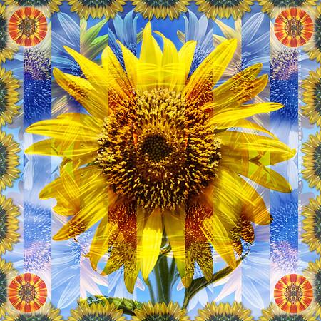 Flower Power Kaliedoscope