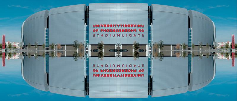University of Phoenix Stadium Kaleidoscope