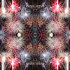 Fireworks Composite Kaleidoscope