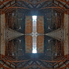 Burnt Corral Bunkhouse Kaleidoscope