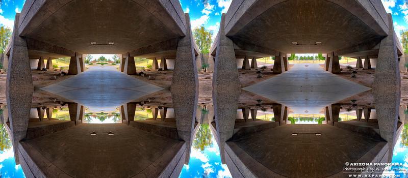 Kiwanis Bridge Kaleidoscope