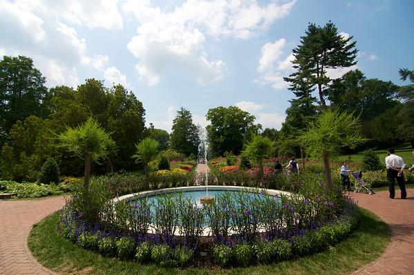 Longwood Gardens Aug 2010