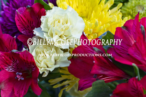 Bouquet of Flowers - 29 Sep 2011