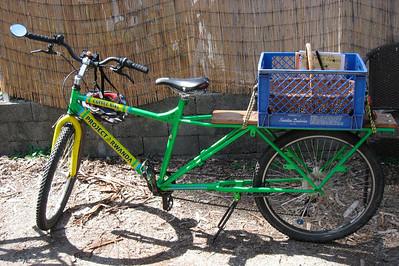 Lynn on her coffee bike:  http://projectrwanda.org/cargo-bike