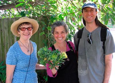 Marcia, Lynn & Dave