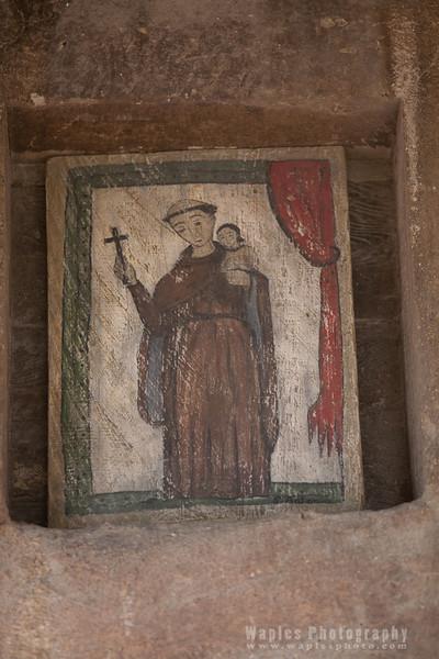 Franciscan Monk