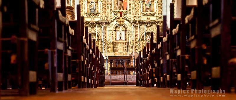 Serra's Chapel