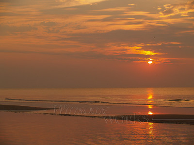 #35 - Sunrise at Hunting Island