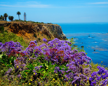 Palos Verdes Lighthouse and Botanic Gardens