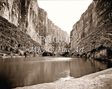 Big Bend National Park and Rio Grand River 212