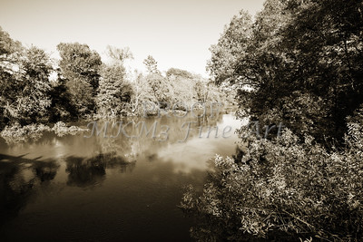 Sabine River Near Big Sandy Texas Photograph Fine Art Print 4110.01