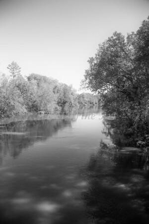 Sabine River Near Big Sandy Texas Photograph Fine Art Print 4094.03