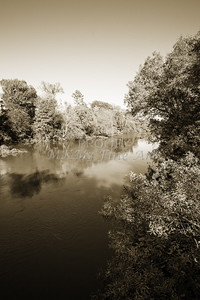 Sabine River Near Big Sandy Texas Photograph Fine Art Print 4111.01