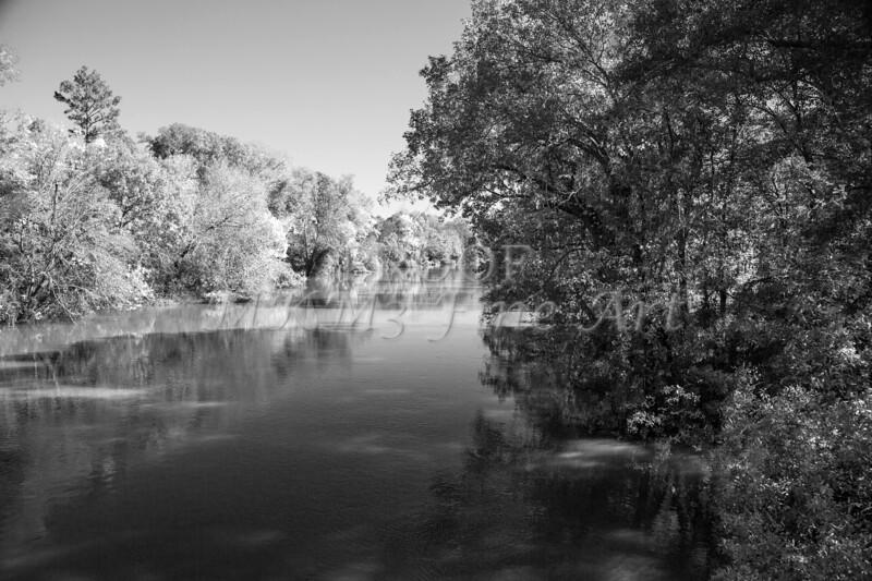 Sabine River Near Big Sandy Texas Photograph Fine Art Print 4091.03